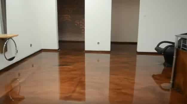 Concrete Services - Epoxy Flooring Allendale